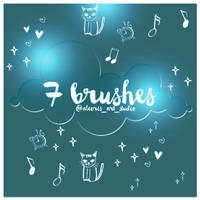 Brushes Pack By Oneloveks by onelovekss