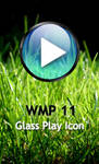 WMP 11 Glass Play Icon