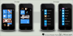 Windows 7 Mobile Theme REALESE