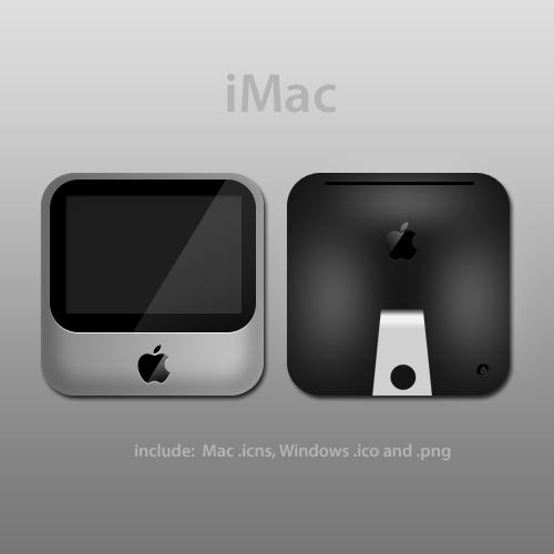 iMac by CASHMichi