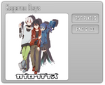 Kagerou Days Folder Icon