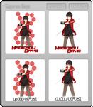 Kagerou Days Folder Icon V.2