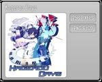 Kagerou Days Folder Icon V.3