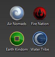 Avatar Icons by SpazChicken