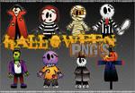 Halloween PNG's