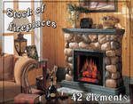 Stock 14 'Fireplaces'