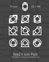 GeoZ II Icon Pack