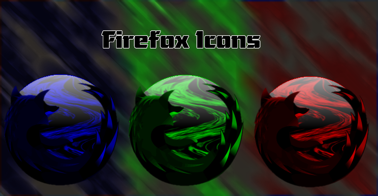 Hazy Firefox Icons by Metroidfreak101