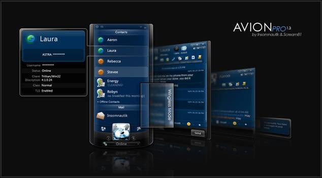 Avion Pro v1.3 by Insomnautik