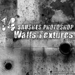 Walls textures Brushes