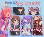Segundo Pack de Renders