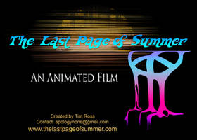 The Last Page of Summer - Official Trailer