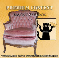 Armchair PNG stock
