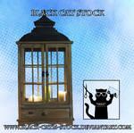 A big lantern png precut clearcut stock