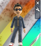 Xbox 360 Avatar Gadget by slayergrunt117