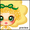 doll - Butter Cookie