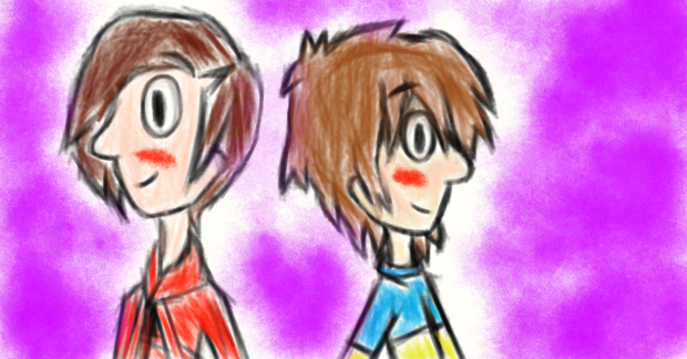 HORRID HENRY AND RUDE RALPH By Krazy4koopa