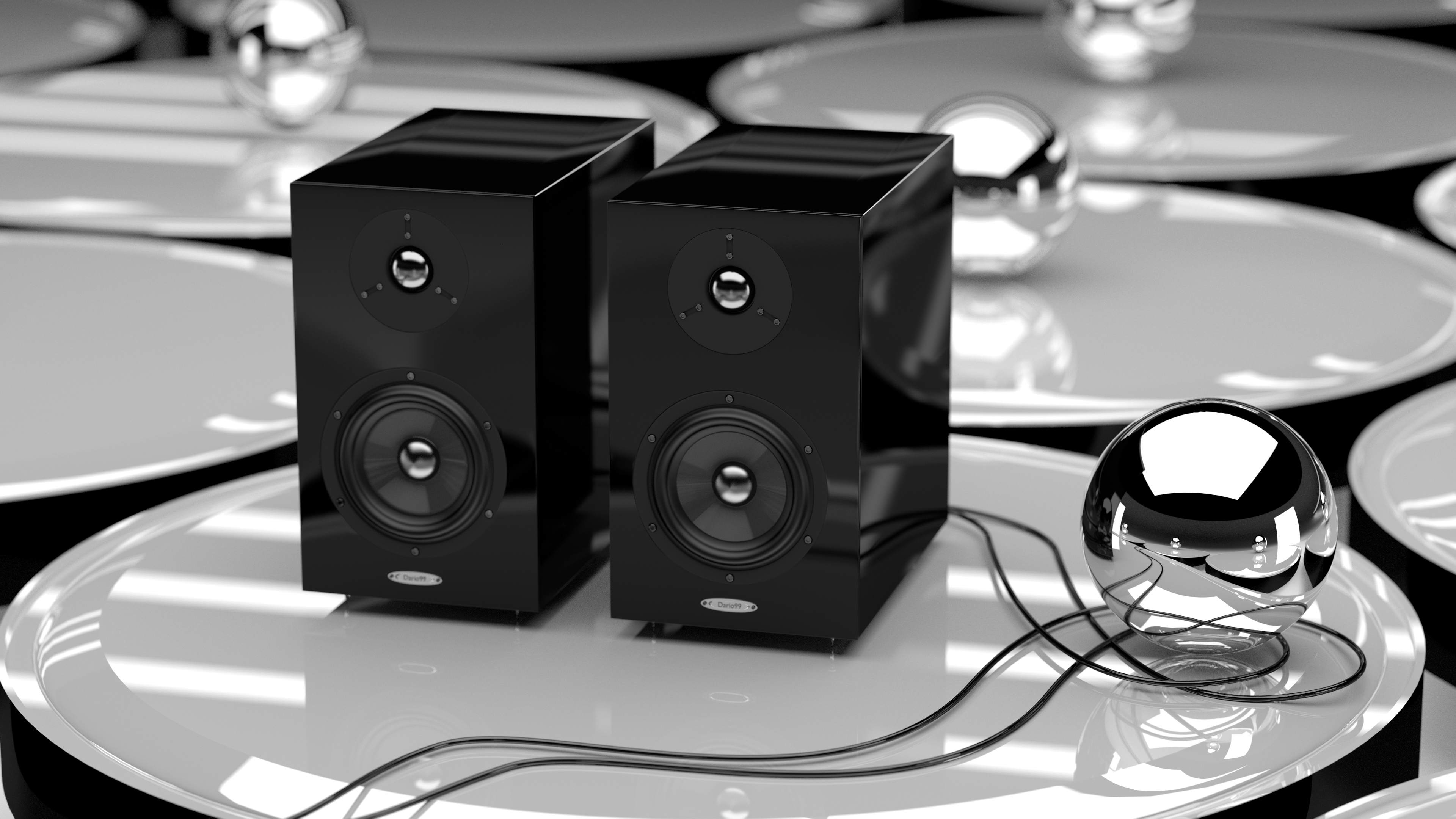 Speakers of Future (4k and Full HD) by Dario999