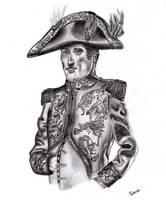 Napoleon Bonaparte by Dario999