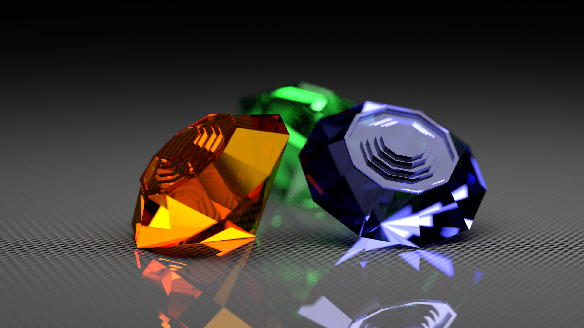 coloured cristal spheres (full hd)dario999 on deviantart