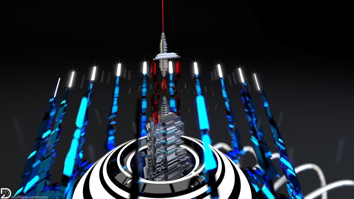 Armed Spheres (4k and Full HD) by Dario999