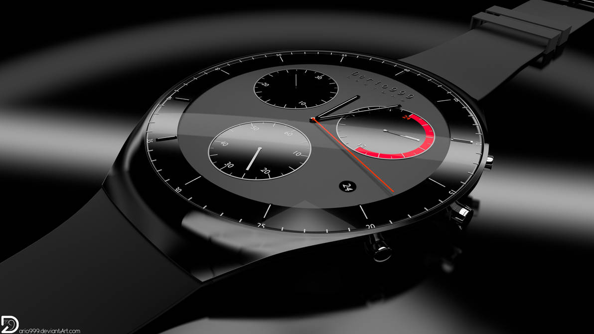 Wristwatch | Design-Concept (4k and Full HD)