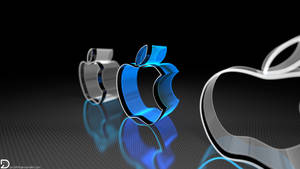 Apple | Carbon Design (8k, 4k and Full HD) by Dario999
