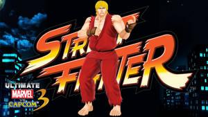 MMD Ken Masters DL by CrossMMD