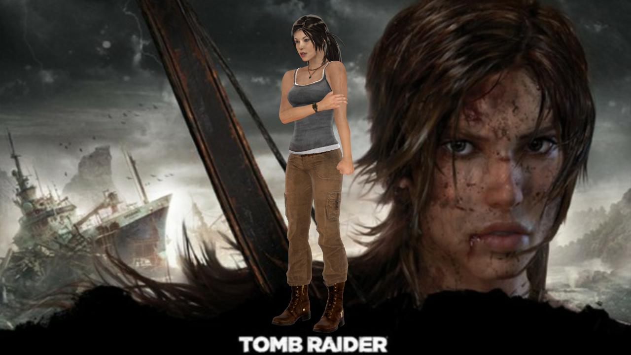 Mmd Lara Croft 2013 Dl By Crossmmd On Deviantart