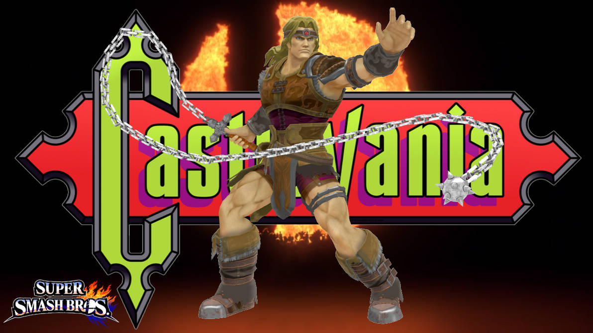 MMD Simon Belmont DL by CrossMMD