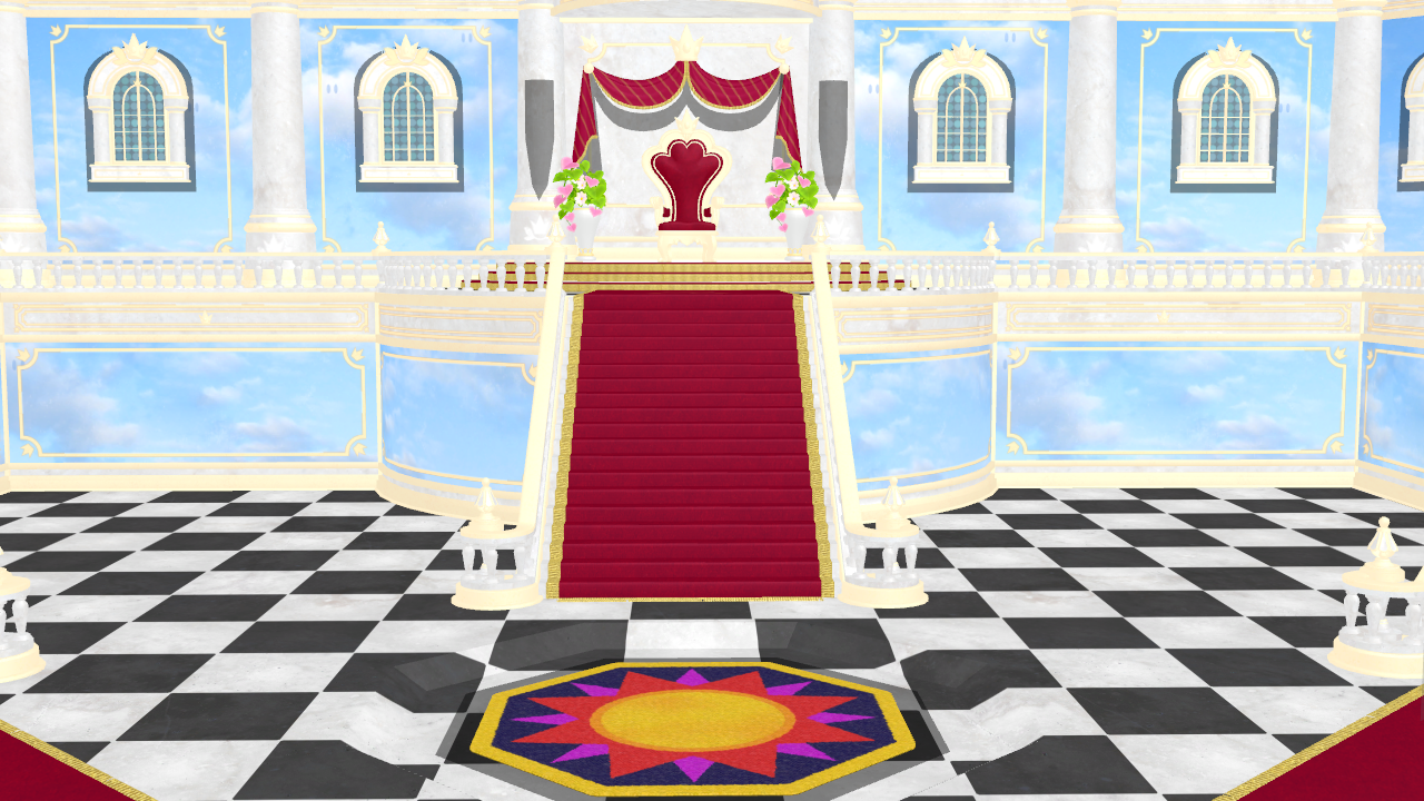 Mmd Super Mario Odyssey Peach S Castle Dl By Crossmmd On Deviantart