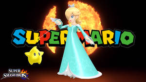 MMD SSBU Rosalina and Luma DL