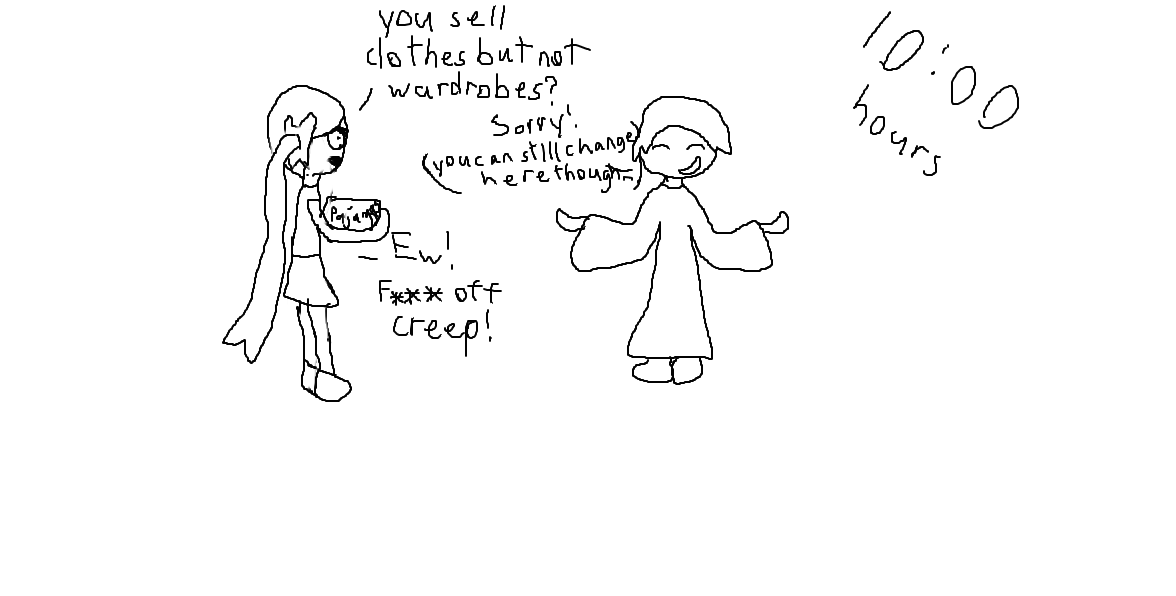 Rune Factory 4 Finding a Wardrobe Part 4 by Shadowflame139 on