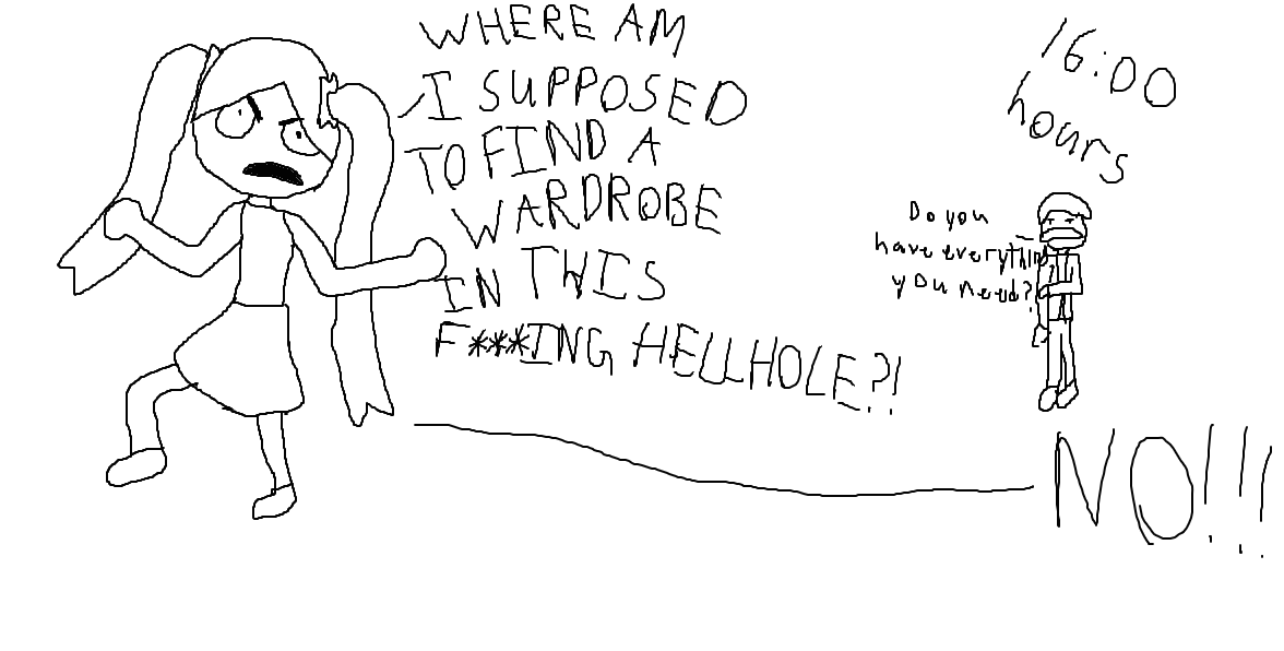 Rune Factory 4 Finding a Wardrobe Part 7 by Shadowflame139 on