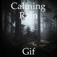 Calming Rain Gif by Rawrexe