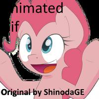 Pinkie Pie Imagination by Rawrexe
