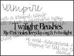 Twilight Brushes