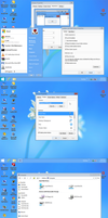 Basic Lite and Basic 8 Visual Style for Windows XP