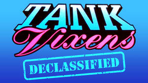 Tank Vixens Declassified. GIF by Atariboy2600