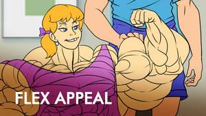 Flex Appeal. by Atariboy2600