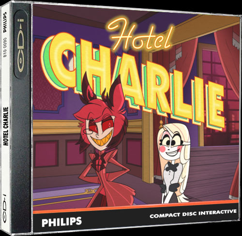 Hotel Charlie For The Philips CD-i.