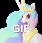 Celestia Gif