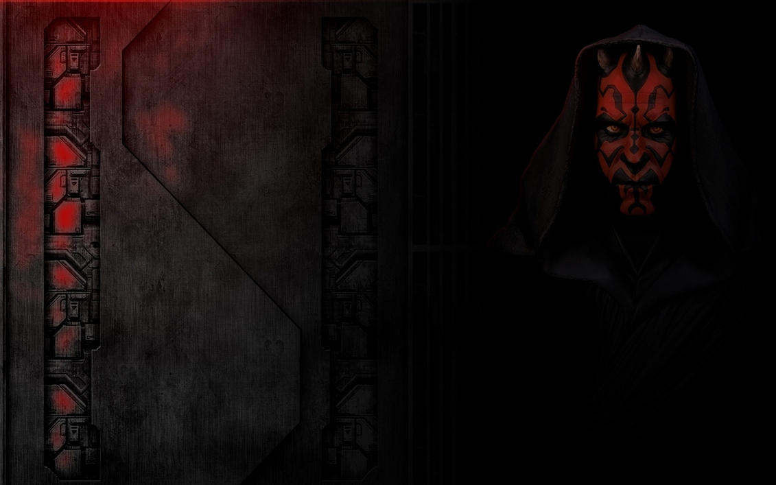 Darth Maul_wallpak by stramp1a