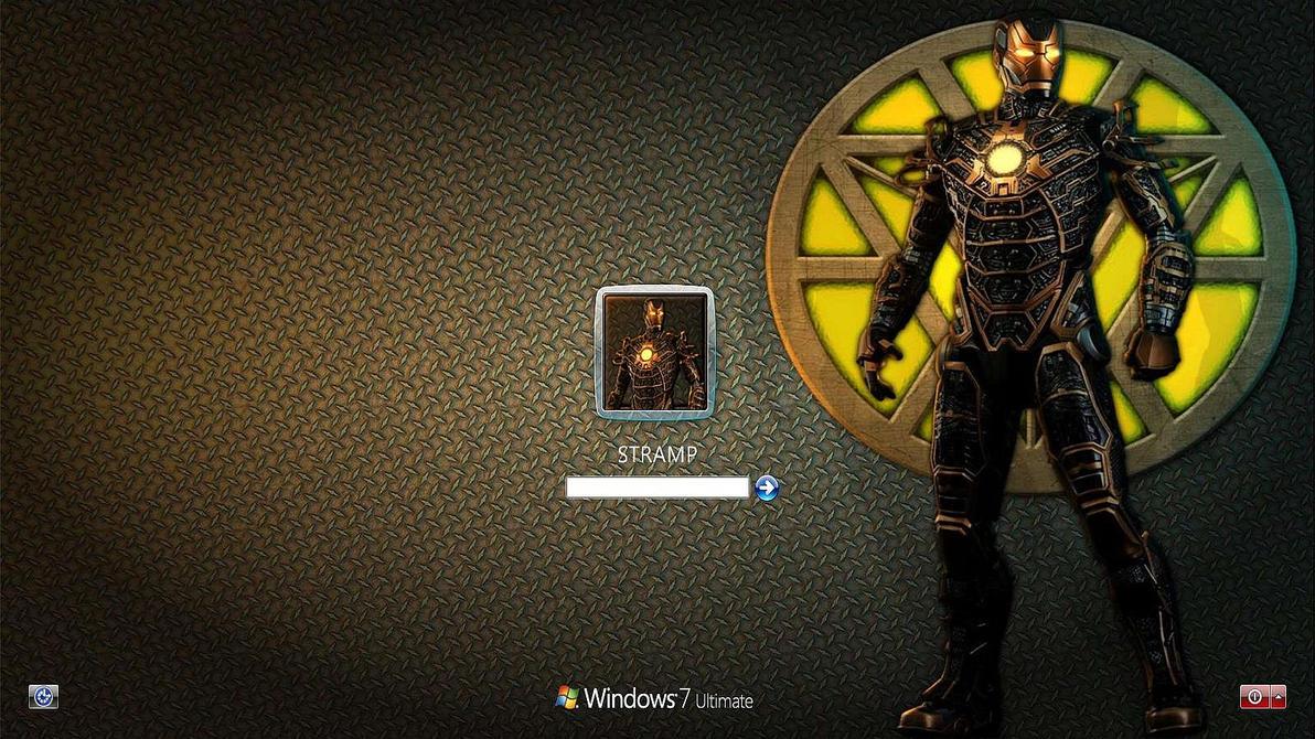 Iron Man Mark XLI_Bones_vista7 by stramp1a