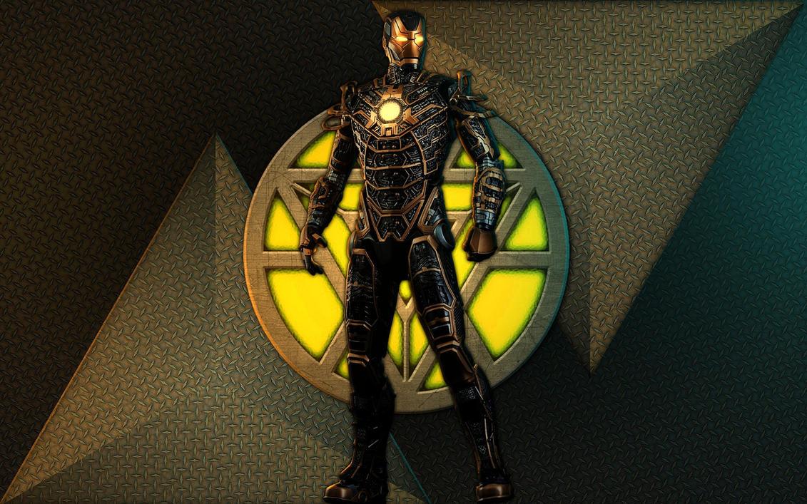 Iron Man Mark XLI_Bones_wallpak by stramp1a