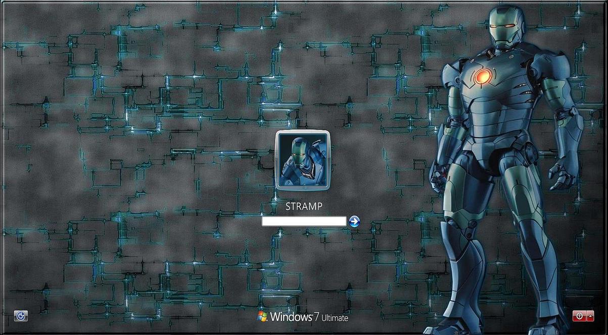 Iron Man Mark 3_Stealth_vista7 by stramp1a