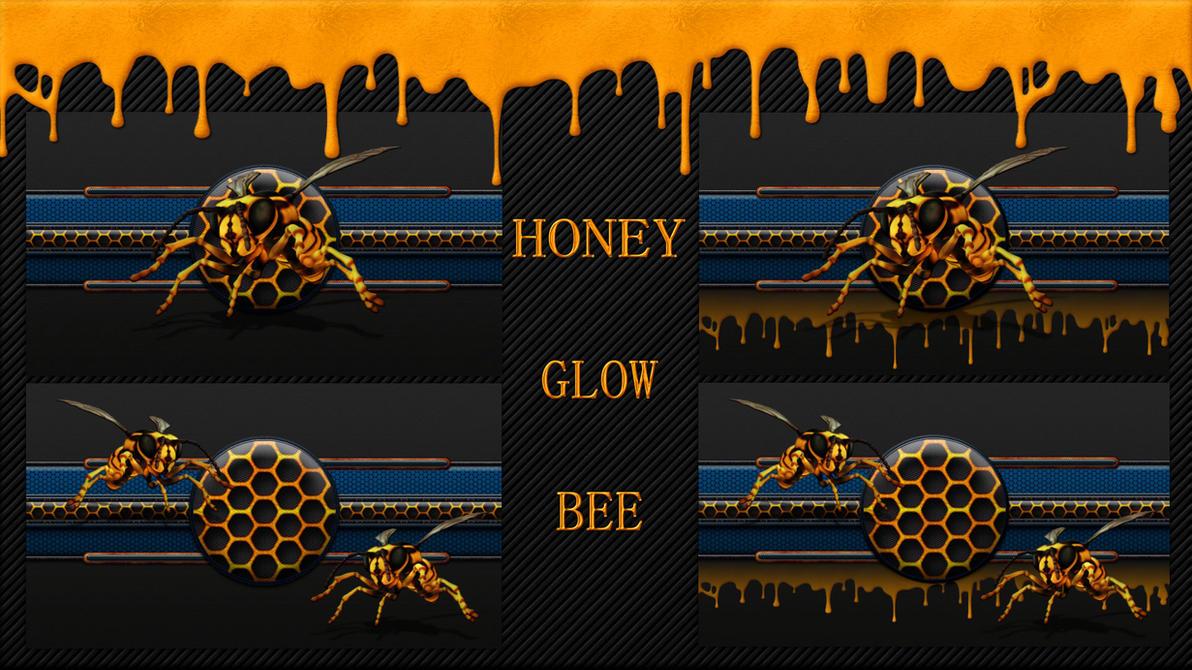 HoneyGlow_Bee_varietypak by stramp1a