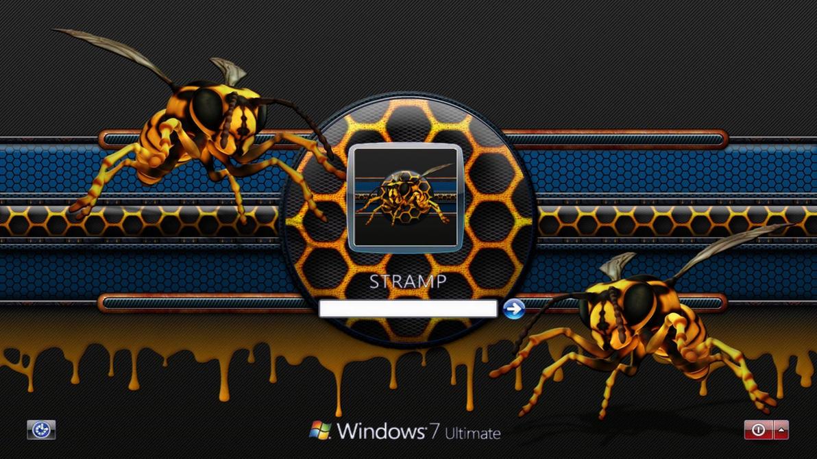 HoneyGlow_Bee_vista7 by stramp1a