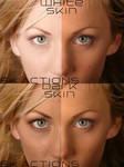 Skin Actions by SpencerKay