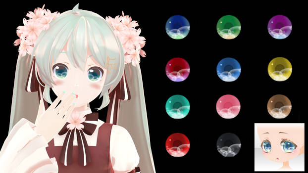 Bubbly Eyes Download
